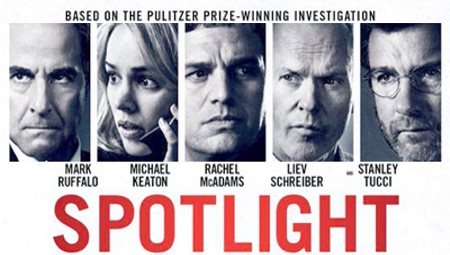 Film Club: Spotlight