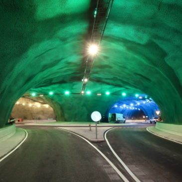 A roundabout under the Atlantic Ocean? Faroe Islands just opened one!
